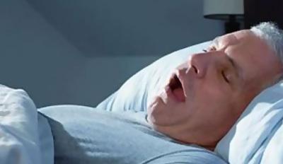 睡眠呼吸暂停综合症